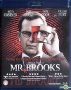 Mr Brooks (Blu-ray) (Hong Kong Version)