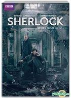 Sherlock - Season 4 (DVD) (2-Disc) (Korea Version)