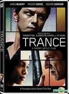 Trance (2013) (DVD) (Hong Kong Version)