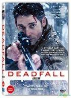 Deadfall (DVD) (Korea Version)