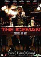 The Iceman (2012) (DVD) (Hong Kong Version)