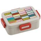 MARVEL LOGO 4 Lock Lunch Box (Colorful)
