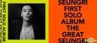SEUNGRI FIRST SOLO ALBUM - THE GREAT SEUNGRI (Random Version) (2CD) + Poster in Tube
