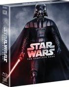 Star Wars The Complete Saga (Blu-ray) (Limited Edition) (Japan Version)