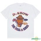 D na SHOW Vol.1 THE FINAL in HAWAII - D na Shirt  - Hawaii Hen -(M)