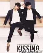 The Official Photobook of Krist-Singto : Kissing