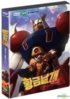 Gold Wing 123 (DVD) (Korea Version)