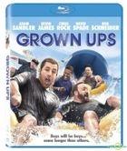 Grown Ups (2010) (Blu-ray) (Hong Kong Version)