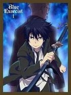 Blue Exorcist (DVD) (Vol.1) (w/ CD First Press Limited Edition) (Japan Version)
