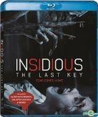Insidious: The Last Key (2018) (Blu-ray)(Hong Kong Version)