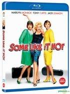 Some Like It Hot (Blu-ray) (Korea Version)