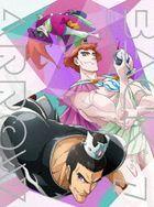 BACK ARROW  Vol.7 (DVD) (Japan Version)