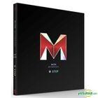 Lee Min Woo (M) - 2014 M+Ten Tour In Seoul 'M Step' (2DVD + Photobook) (Korea Version)