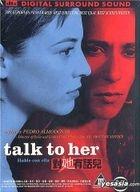 Talk to Her (DVD) (Hong Kong Version)