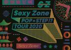 Sexy Zone POPxSTEP!? TOUR 2020 [BLU-RAY] (First Press Limited Edition)(Japan Version)