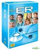 E.R. The Complete 9th Season (DVD) (Korea Version)