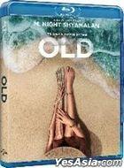 Old (2021) (Blu-ray) (Hong Kong Version)