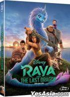 Raya and the Last Dragon (Blu-ray) (Korea Version)