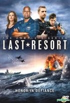 Last Resort (DVD) (Season 1) (Hong Kong Version)