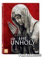 The Unholy (DVD) (Korea Version)