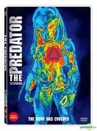 The Predator (DVD) (Korea Version)