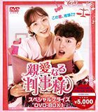 Your Honor (DVD) (Box 1) (Special Price Edition) (Japan Version)