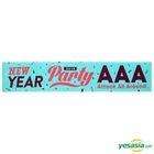 AAA NEW YEAR PARTY 2018 - Muffler Towel