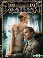 The Great Gatsby (2013) (DVD) (Hong Kong Version)