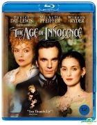 The Age of Innocence (Blu-ray) (Korea Version)