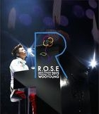 WOOYOUNG (From 2PM) Japan Premium Showcase R.O.S.E [BLU-RAY] (Normal Edition)(Japan Version)