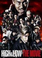HiGH & LOW THE MOVIE (Blu-ray) (Japan Version)