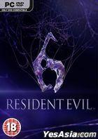 生化危机6 (DVD版)