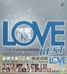 Love Best Karaoke (3VCD)