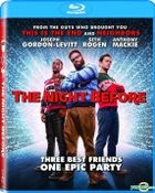 The Night Before (2015) (Blu-ray) (US Version)
