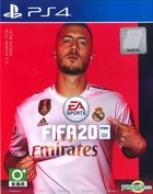 FIFA 20 (Asian Chinese / Englsih Version)