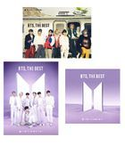 BTS, THE BEST DVD + GIFT [B SET]  (First Press Limited Edition) (Japan Version)