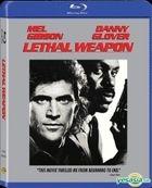 Lethal Weapon (Blu-ray) (Hong Kong Version)