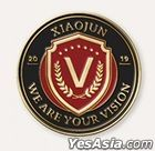WayV 2021 Back to School Kit - Badge (Xiaojun)