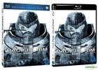 Pacific Rim (Blu-ray) (2-Disc) (Prestige Collection) (Korea Version)
