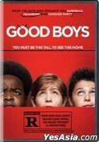 Good Boys (2019) (DVD) (US Version)