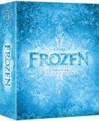Frozen II (Blu-ray) (3-Disc) (3-Movie Collection) (Korea Version)
