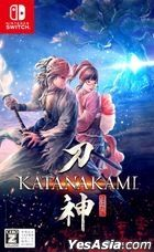 Samurai Dou KATANAKAMI (Japan Version)