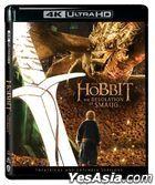 The Hobbit: The Desolation of Smaug (2013) (4K Ultra HD Blu-ray) (2-Disc) (Hong Kong Version)