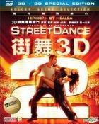 Street Dance 2 (2012) (Blu-ray) (2D + 3D) (Hong Kong Version)