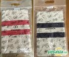 EXO - Stardium Playground Towel (Se Hun / Red)
