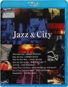 Jazz & City V-music10 (Blu-Ray) (Japan Version)