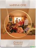 WANNA ONE Mini Album Vol. 2 - 0+1=1 (I PROMISE YOU) (Day Version) (Taiwan Version)