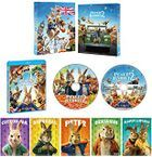 Peter Rabbit 2: The Runaway (Blu-ray + DVD ) (Limited Edition) (Japan Version)