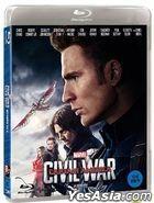 Captain America: Civil War (2D Blu-ray) (Korea Version)