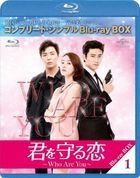 Who Are You (Blu-ray) (Box 1) (Simple Edition) (Japan Version)